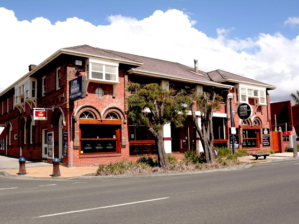the brewwhouse apollo bay