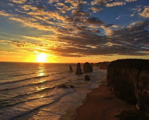 sunset-12-apostles