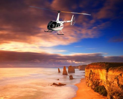 helicopter-12-apostles